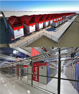 Switch Data Center in Reno, NV