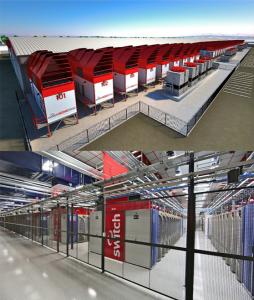 Switch Data Center in Reno, NV